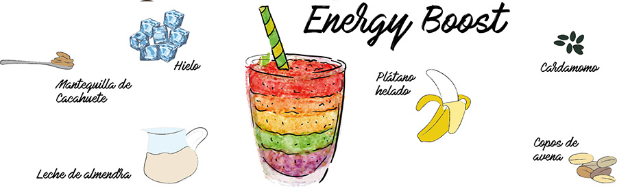 Batido Energy Boost